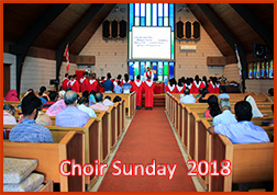 Choir Sunday 2018